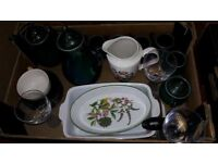 Dinner Plates, Cups and saucers Dinner set .20x piece Bargain price £20