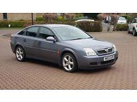 2003 Vauxhall Vectra 2.2 LS