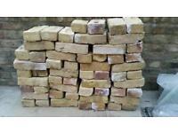 70 new imperial hand made london stock bricks