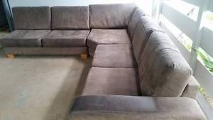 SOLD 5 Seater Modular Lounge Gymea Sutherland Area Preview