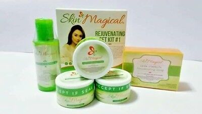 authentic SKIN MAGICAL REJUVENATING SET # 1  (FREE SHIPPING!!!)