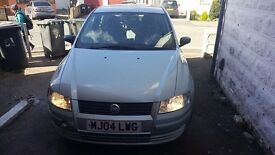 Quick sale FIAT STILO 1.4 16v ACTIVE ECONOMIC CAR