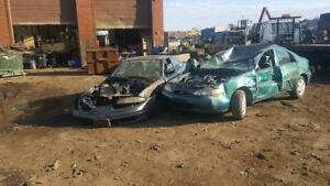 Top dollar cash for all unwanted, salvage, scrap or junk vehicle