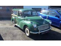 1968 Morris Minor 1000 Traveller