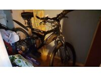 "Vertigo Eiger 26"" Dual Suspension Mountain Bike"