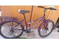 Challenge womens bike (not mountain bike)