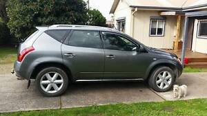 2008 Nissan Murano Wagon Bittern Mornington Peninsula Preview