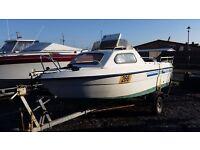 Fishing Boat + Ryds 435FC Fishing Boat + Suzuki 30hp 4 stroke