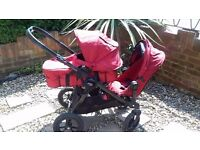 Double buggy (tandem) Baby Jogger City Select