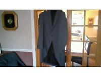 3 x Taylor & Wright Tail coats