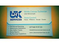 Caravan & Motorhome Servicing, Repairs and Pre Purchase Inspections.