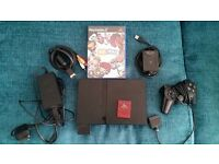 PlayStation 2 Console with EyeToy Game
