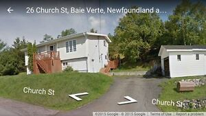 Home for sale in Baie Verte!