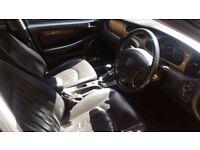 2002 52 plate jaguar x type 2.5 v6 se MOT jan 2018 94k full leather interior drives nice
