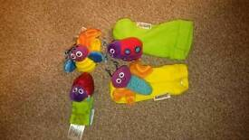 Lamaze baby hand and foot finders