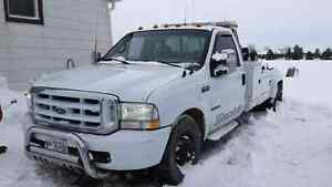 1999 Ford F-350 Tow Truck