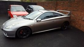 Toyota Celica 1.8 VVTLI 190bhp, Low Mileage and Many Extras