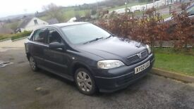*VAUXHALL ASTRA FOR SALE MUST GO* £300 ONO