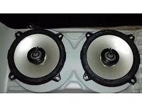 Infinity 552i car stereo speakers