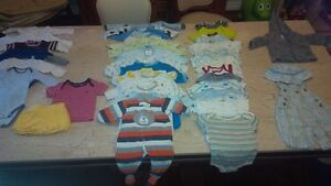 Huge Lot of Newborn Clothes