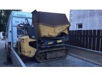 Track dumper 500kg