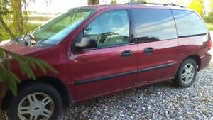 2005 Ford Freestar Minivan, Van. No decent offer refused!!!!
