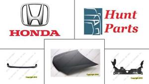 Honda Civic 1996-1997-1998-1999-2000 Hood Fender Liner Inner Spoiler Engine Splash Shield