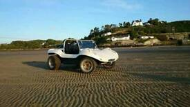 Manta ray beach buggy 1971 (classic Volkswagen beetle air cooled camper vw project not manx gp)