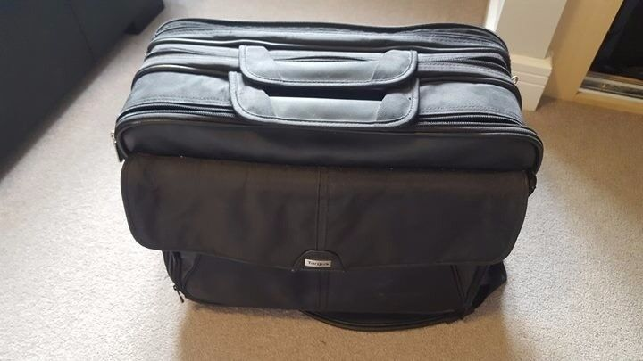 FREE Targus Laptop Briefcase