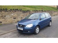 Volkswagen Polo 1.4 S Petrol Manual 5dr 2005