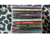 Mixture of cds