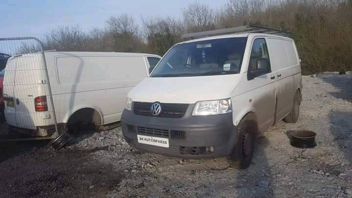 Vw Transporter caravelle minibus ***BREAKING PARTS AVAILABLE ONLY
