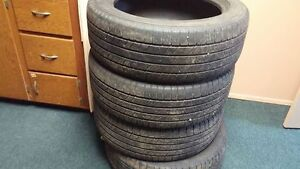 Set of Michelin Tires