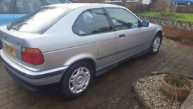 *Stupidly low price for quick sale* BMW 316i