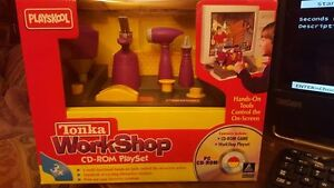 Tonka Cd-Rom Workshop