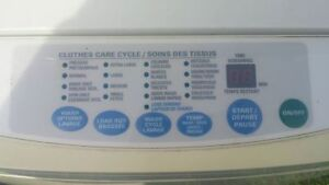 For Sale Stackable/Portable GE Washer Dryer
