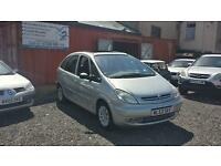 2003 Citroen Xsara Picasso 2.0i Exclusive AUTOMATIC