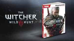 The Witcher 3 Prima Strategy Guide Brand New