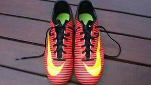 NIKE Mercurial Soccer Boots - Size UK. 4.5  US. 5 Gymea Sutherland Area Preview