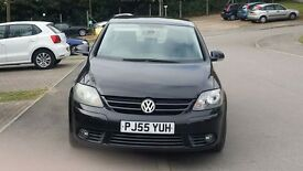 vw golf plus 2.0 gt tdi 2005 6speed