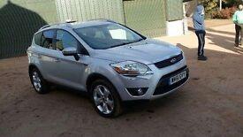 Ford Kuga 2.0 4x4 2011 mot September!!