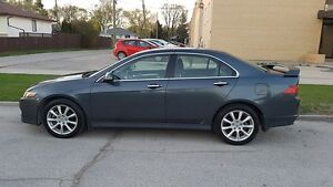 2006 ACURA TSX PREMIUM. LEATHER LOADED. NEED FOR SPEED.