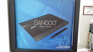 tablette graphique Bamboo small wacom