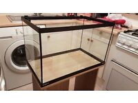 70 Litre Aqua One Ecostyle 61 Aquarium Fish Tank + Stand **REDUCED**