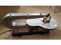 fretsaw fret saw in as new condition , 16 inch