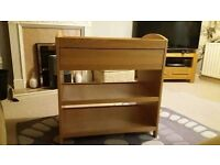 Mothercare Changing Table with Drawer, 2 Shelves and Hanging Rail