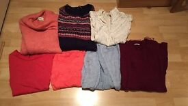 Bundle of size 16 tops