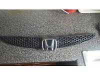 HONDA JAZZ FRONT GRILL 2001 to 2008
