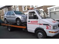 Scrap cars & vans wanted for cash