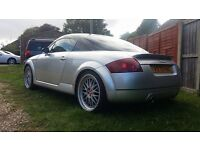 Audi TT 225 Quattro lovely condition inside and out , £2800 or swap for a nice diesel